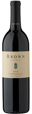 Brown Estate, Cabernet Sauvignon, Napa Valley, 2014