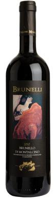 Brunelli, Brunello di Montalcino, Tuscany, Italy, 2010