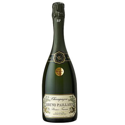 Bruno Paillard, Blanc de Blancs, Champagne, France, 1996
