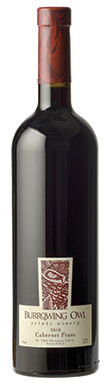 Burrowing Owl Estate Winery, Cabernet Franc, Okanagan