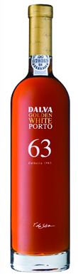 C Da Silva, Port, Dalva Golden White, Douro, Portugal, 1963