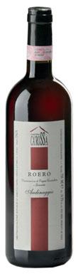 Ca' Rossa, Valmaggiore Audinaggio, Roero, Vezza d'Alba, 2015