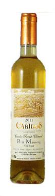 Cabidos, Comte Tolosan, Cuvée St-Clément Vin Doux, 2011