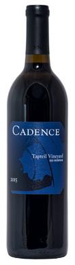 Cadence, Tapteil, Red Mountain, Washington, USA, 2015