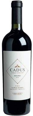 Cadus, Single Vineyard Finca Viña Vida Malbec, Uco Valley