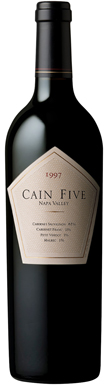 Cain Vineyard & Winery, Napa Valley, Five, California, 1997