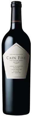Cain Vineyard & Winery, Napa Valley, Cain Five, 2004