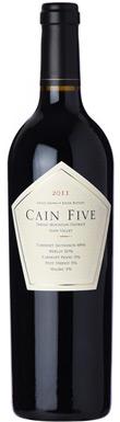 Cain Vineyard & Winery, Napa Valley, Spring Mountain, Five,