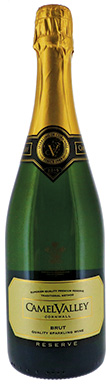 Camel Valley, Reserve Brut, Cornwall, England, 2015