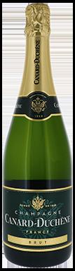 Canard-Duchêne, Authentic Brut, Champagne, France