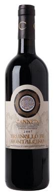 Canneta, Brunello di Montalcino, Tuscany, Italy, 2007