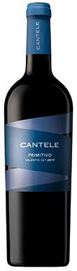 Cantele, Primitivo, Salento, Puglia, Italy, 2017