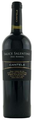 Cantele, Riserva, Salice Salentino, Puglia, Italy, 2014