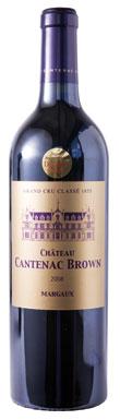 Château Cantenac Brown, Margaux, 3ème Cru Classé, 2008