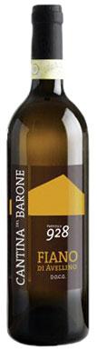 Cantina del Barone, Particella 928, Fiano di Avellino, 2011