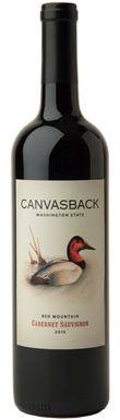 Canvasback, Red Mountain Cabernet Sauvignon, Red Mountain