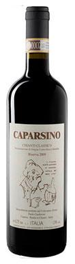 Caparsa Caparsino, Chianti, Tuscany, Italy, 2011