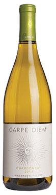 Carpe Diem, Chardonnay, Mendocino County, Anderson Valley