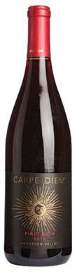 Carpe Diem, Pinot Noir, Mendocino County, Anderson Valley