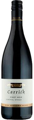 Carrick, Bannockburn Pinot Noir, Bannockburn, 2015