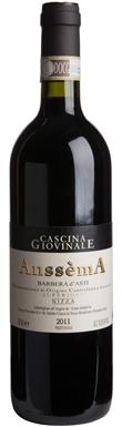Cascina Giovinale, Barbera d'Asti, Superiore Nizza, Anssèma,