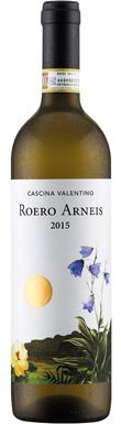 Cascina Valentino, Roero Arneis, Roero, Piedmont, 2015