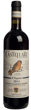 Castellare di Castellina, Chianti, Classico, Il Poggiale,