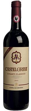 Castelli del Grevepesa, Chianti, Classico, Castelgreve, 2013