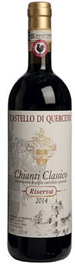 Castello di Querceto, Chianti, Classico, Tuscany, 2014