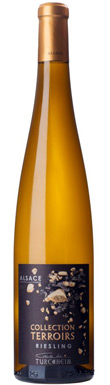 Cave De Turckheim, Collection Terroirs Riesling, 2018