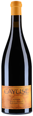 Cayuse Vineyards, Armada Vineyard Syrah, Columbia Valley