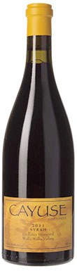Cayuse Vineyards, Cailloux Vineyard Syrah, Columbia Valley