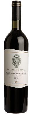 Celestino Pecci, Brunello di Montalcino, Tuscany, 2010