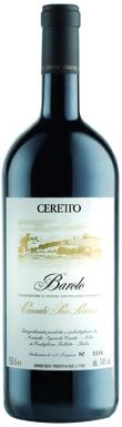 Ceretto, Cannubi, Barolo, Barolo, Piedmont, Italy, 2004