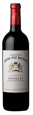 Château Grand-Puy Ducasse, Pauillac, 5ème Cru Classé, 2015