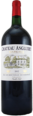 Château Angludet, Margaux, Bordeaux, France, 2012