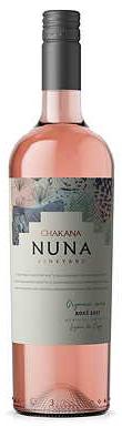 Chakana, Nuna Vineyard Rosé, Luján de Cuyo, Agrelo, 2019