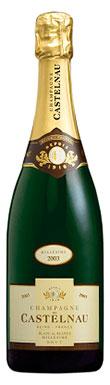 Castelnau, Blanc de Blancs, Champagne, France, 2003