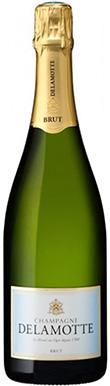 Delamotte, Brut, Champagne, France