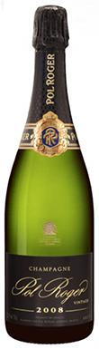 Pol Roger, Brut, Champagne, France, 2008