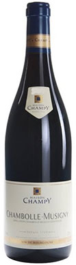 Maison Champy, Chambolle-Musigny, Burgundy, France, 2015