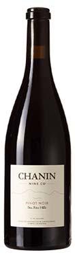 Chanin, Pinot Noir, Santa Barbara County, Santa Rita Hills