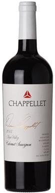 Chappellet, Signature Cabernet Sauvignon, Napa Valley, 2015