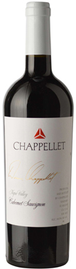 Chappellet, Napa Valley, Signature Cabernet Sauvignon, 1997