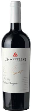 Chappellet, Signature Cabernet Sauvignon, Napa Valley, 2016