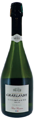 Charlanne, Premium Brut (Magnum), Champagne, France
