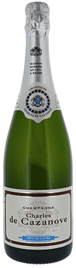 Charles De Cazanove, Tradition Brut, Champagne, France