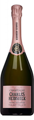 Charles Heidsieck, Rosé, Champagne, France, 2008