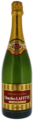 Charles Lafitte, Grande Cuvee Brut, Champagne, France