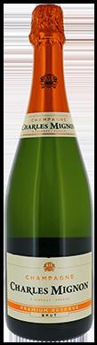 Charles Mignon, Premium Réserve Brut, Champagne, France
